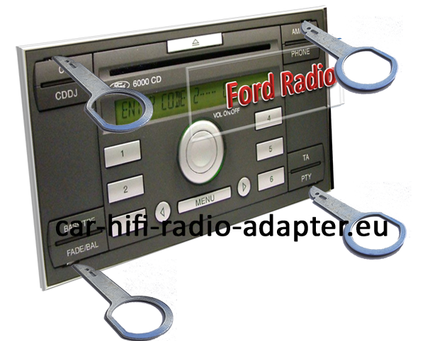 ford 6000 cd radio problems. Black Bedroom Furniture Sets. Home Design Ideas