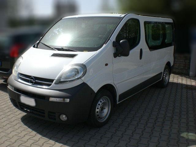Autoradio Wechsel Opel Vivaro ab 2001 Anleitung