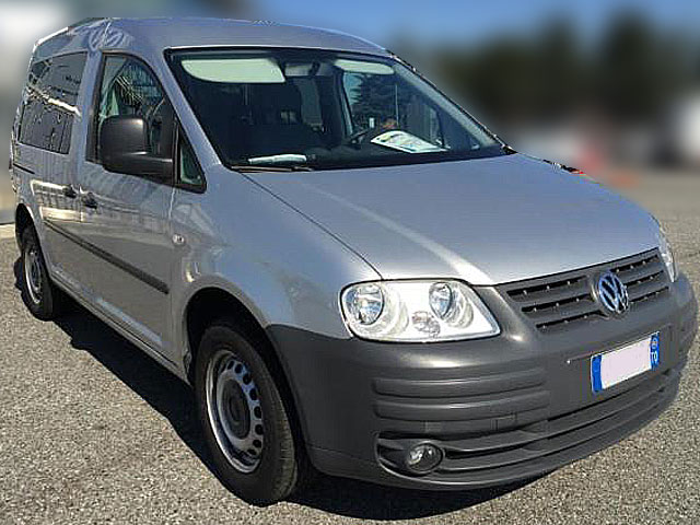 VW-Caddy