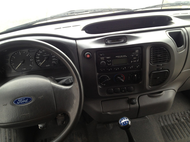 Ford Transit Radio