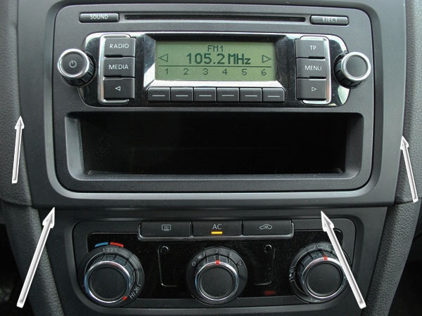 golf6radioblen