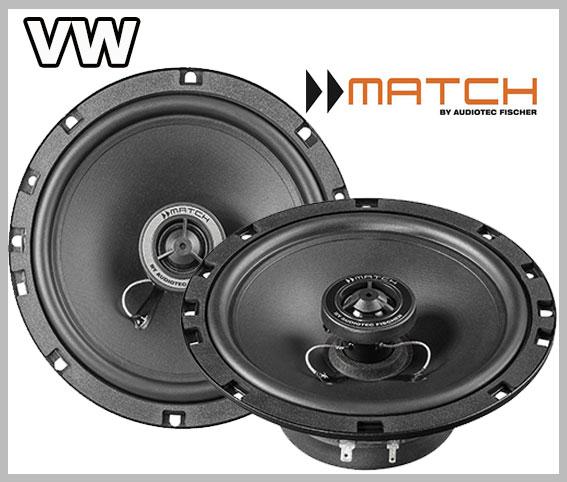 VW Passat B6 Typ 3C Auto Lautsprecher Lautsprecher vordere Türen