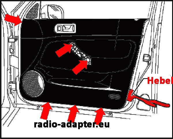golf 4 radio ausbauen anleitung die besten b cher zum. Black Bedroom Furniture Sets. Home Design Ideas