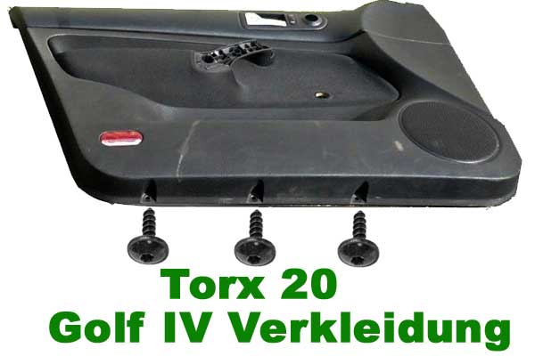 VW-Golf-4-Türverkleidung-Schrauben