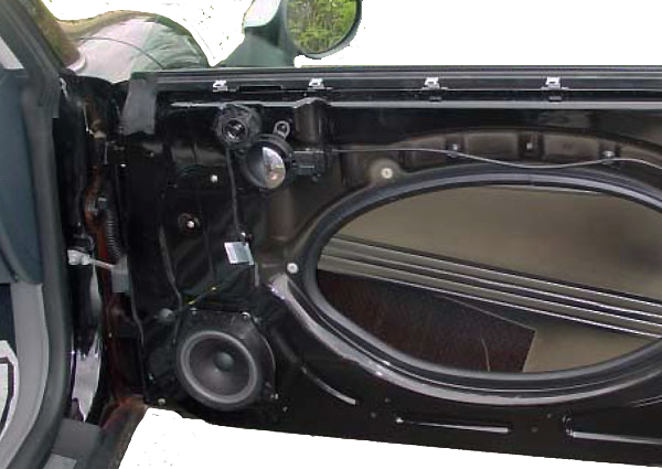 mini r50 t rverkleidung ausbauen autoradio hilfe infos. Black Bedroom Furniture Sets. Home Design Ideas