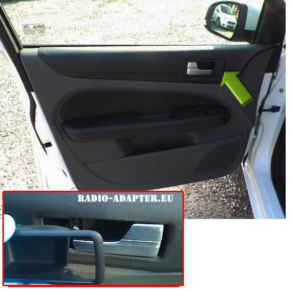 Ford-C-Max-Türöffner-ausbauen