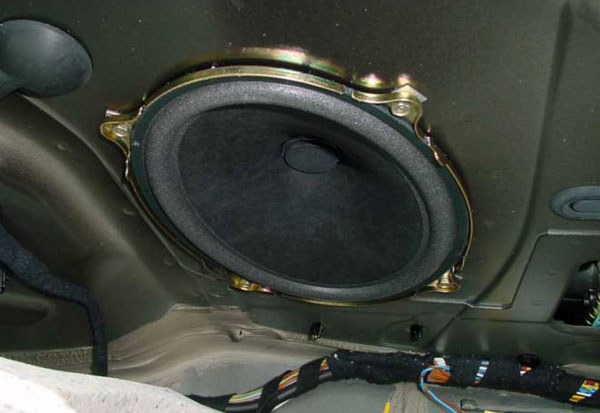 Mini-hinterer-Lautsprecher