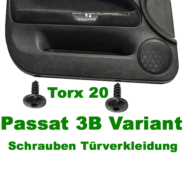Passat-3B-Variant-Schrauben-Türverkleidung