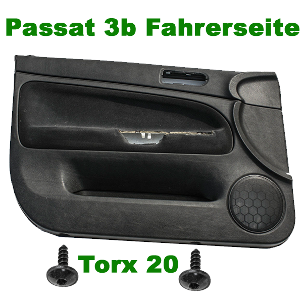 Passat-3b-Türverkleidung-Schrauben