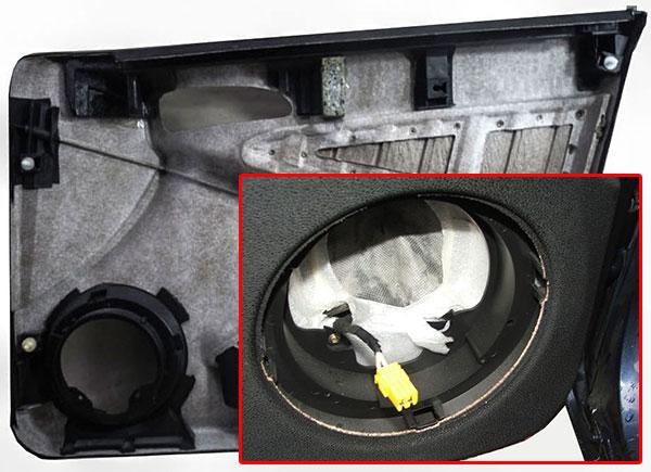 Alfa 156 Lautsprecher tauschen