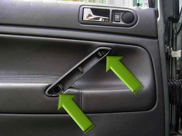 Passat-B5-hinten-Tuerverkleidung-Schrauben