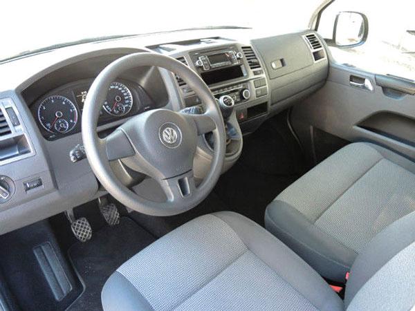 VW T5 Lautsprecher einbauen