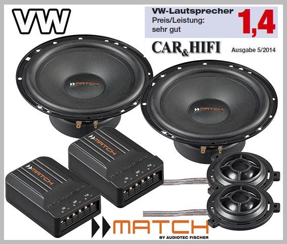 VW T5 und Touran Lautsprecher Auto Lautsprecher Front Türe