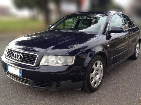 Audi A4 B5 2002