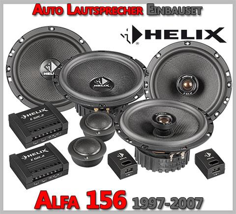 Alfa-Romeo-156-Lautsprecher-vorne-hinten-in-den-Türen