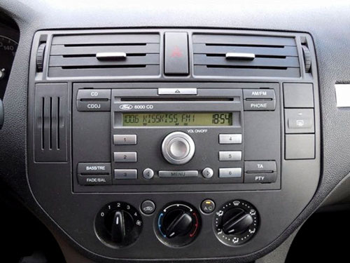 Ford-C-Max-6000CD-Radio
