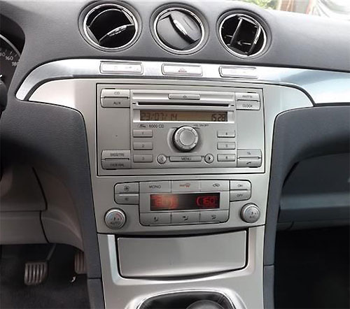 Ford-Galaxy-6000-CD-Radio