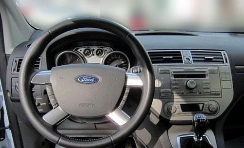 Ford-Kuga-6000-CD-Radio ford kuga radioeinbauset 2008-2012 Ford Kuga Radioeinbauset 2008-2012 Silber Ford Kuga 6000 CD Radio