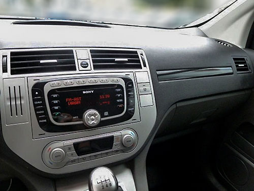 Ford-Kuga-Sony-Radio