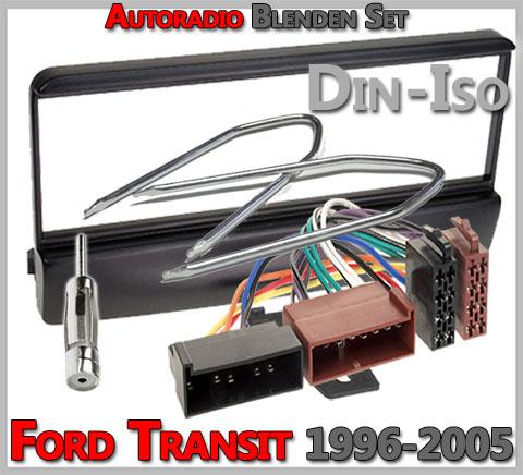 Ford Transit Radioblenden Set 1996-2005