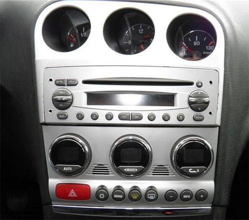 Alfa Romeo 156 Radio 2005