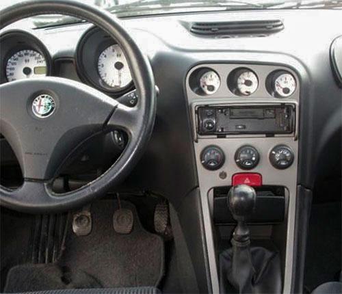 Alfa Romeo Radio 2001