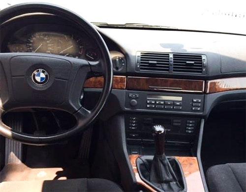 BMW 5er E39 Radio 2001