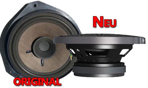 Beispiel Opel Corsa C Lautsprecher Original oder Neu Fusion