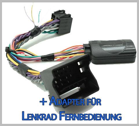Lenkradadapter