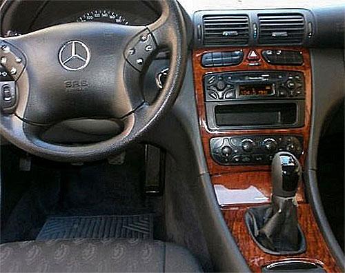 Mercedes C 180 Radio 2003