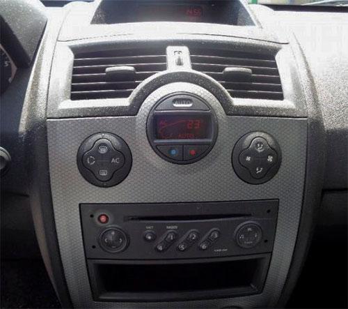 Renault Megane II Radio 2004