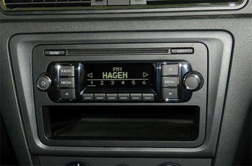 Seat Toledo Radio 2013