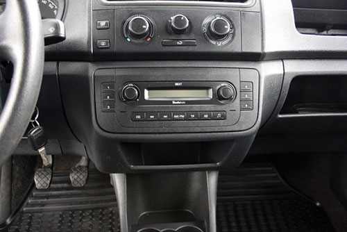 Skoda Roomster Beat Radio 2007