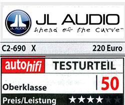 Test JL Audio C2 690x