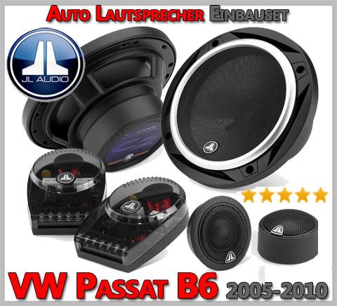 VW Passat B6 Lautsprecher Oberklasse Türen vorne