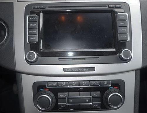 VW Passat CC Radio 2010