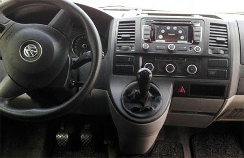 VW T5 Radio 2011