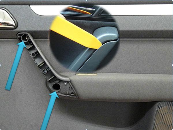 VW-Touran-Türgriff-hinten-demontieren