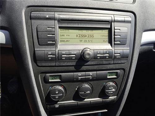 Skoda Octavia Radio 2008