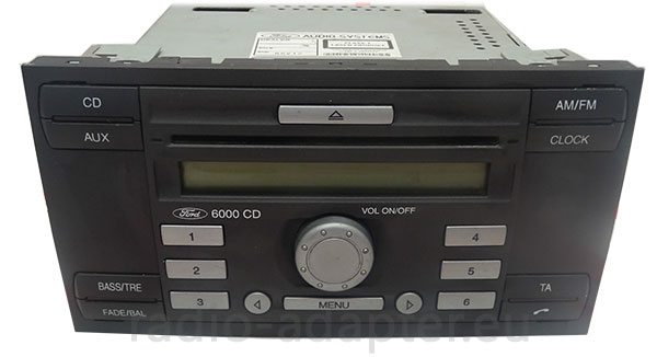 Ford Focus 6000 CD lenkradfernbedienung anschließen im ford focus ii Lenkradfernbedienung anschließen im Ford Focus II ohne CAN BUS Ford Focus 6000 CD