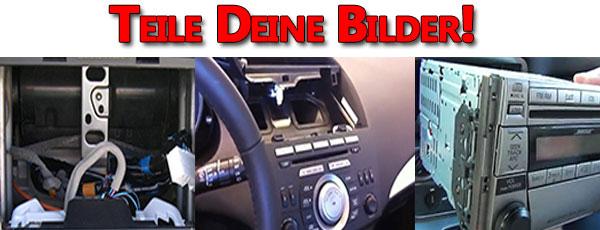 Teile Deine Bilder ein autoradio einbauset gratis erhalten Ein Autoradio Einbauset gratis erhalten Teile Deine Bilder