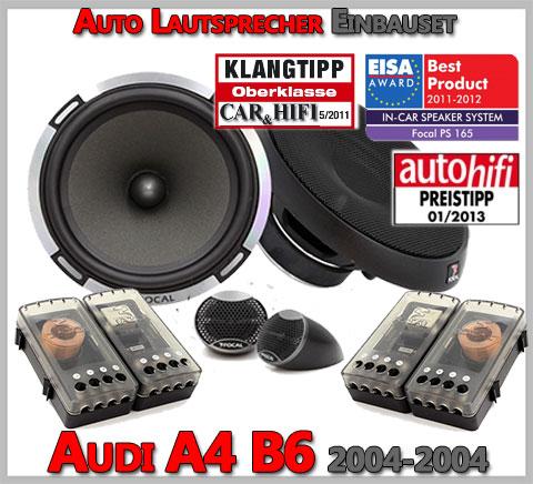 Audi-A4-B6-Lautsprecher-Testsieger-für-beide-Türen-vorne