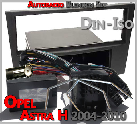 autoradio einbau tipps infos hilfe zur autoradio installation opel astra lenkradadapter. Black Bedroom Furniture Sets. Home Design Ideas