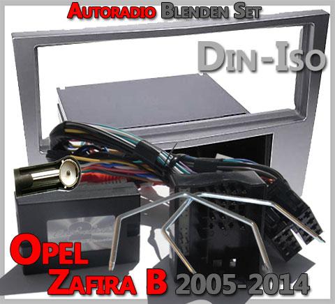 autoradio einbau tipps infos hilfe zur autoradio installation opel zafira lenkradadapter. Black Bedroom Furniture Sets. Home Design Ideas