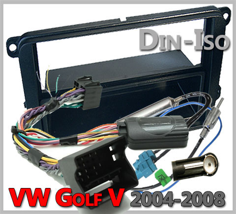 VW-Golf-V-Lenkradfernbedienung-Einbauset