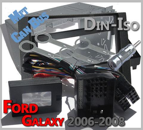 Autoradio Einbau Tipps Infos Hilfe zur Autoradio Installation » Ford ...