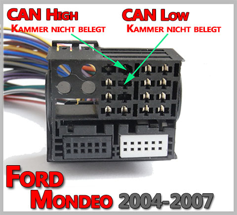 Ford-Mondeo-ohne-Can-Bus-System