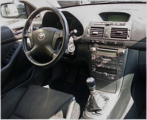 Toyota-Avensis-Autoradio-2006 toyota avensis lenkrad fernbedienung adapter 2 din Toyota Avensis Lenkrad Fernbedienung Adapter 2 DIN Toyota Avensis Autoradio 2006