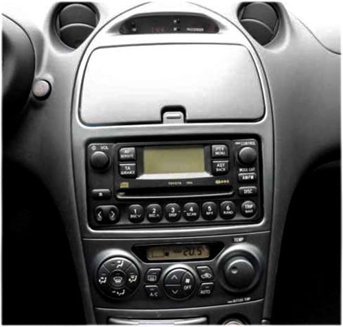 Toyota-Celica-Autoradio-2004