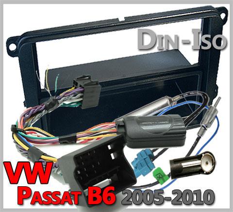 VW-Passat-B6-Lenkradfernbedienung-Einbauset